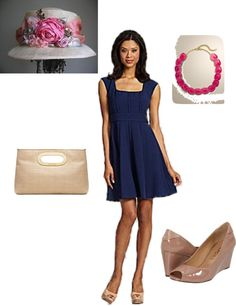 """""""Kentucky Derby Style"""" by akeale on Polyvore"""