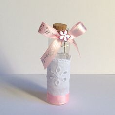 12 baptism favors bottles Holy water bottles  by Nandospartysupply