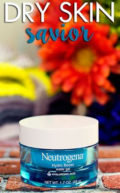 Proper hydration is the key to your most beautiful skin!  Check out Neutrogena Hydro Boost!