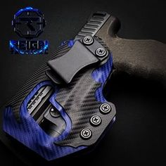 Custom Kydex Holster from Reign Tactical