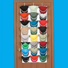 19 Diy Hat Rack Ideas Baseball Racks Organization And