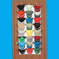 pesky ball cap solution