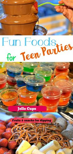 Teen Party Food Ideas 2019 These teen party food ideas will help you plan the perfect birthday party graduation party or end of school party! The post Teen Party Food Ideas 2019 appeared first on Birthday ideas. Teen Sleepover, Sleepover Food, Sleepover Birthday Parties, Birthday Party Snacks, Snacks Für Party, Party Games, Sleepover Activities, Snacks Kids, Sleepover Party Ideas For Girls Tween