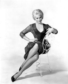 Elke Sommer, 1961