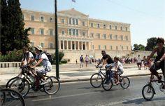 Αθήνα (Athens) - check out the bike tour in Athens at www.bajabikes.eu/nl/fietsen-in-athene