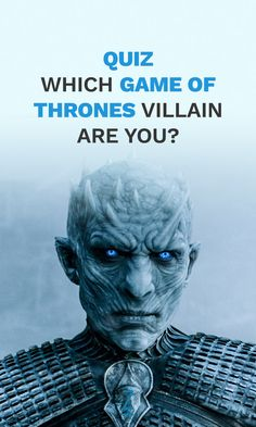 When you play the 'Game of Thrones,' you either win or you die!