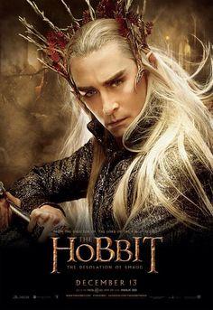 The Hobbit Desolation of Smaug: Thranduil