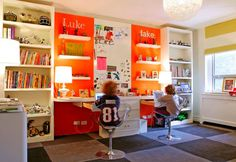 Decorating to Help Your Kids Succeed