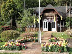 Royal Agricultural Station Doi Ang Khang Chiang Mai