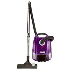 Zing Bagged Canister Vacuum makes any cleaning task seem effortless. The lightweight design and carry handle provide portable convenience. The Multi-Surface Floor Nozzle allows for easy cleaning of bare floors, Best Canister Vacuum, Round Storage Ottoman, Cord Storage, Best Vacuum, Hard Floor, How To Clean Carpet, Vacuums, Organizer, Canisters