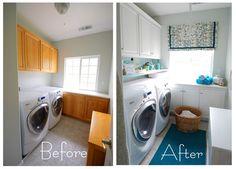 Laundry Room: Project Breakdown | Centsational Girl