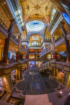 shopping in las vegas caesars palace