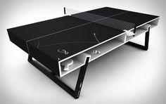 Puma Chalk Ping Pong Table