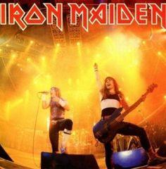 """Iron Maiden – Running Free  Vinyl, 7"""", Single"""