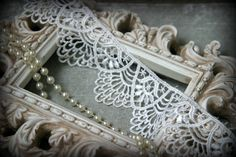 "Ivory Lace Fabric Trim, Lace Fabric, Guipure Lace, Venice Lace, Bridal Lace, Costume Design, Lace Applique, Crafting Lace, 2.75"" BN-028. 2.75""wide x 1 yard - $5.95"