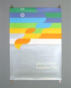 Otl Aicher / Olympic Torch Relay
