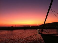 Tilos, Greece at Sunrise