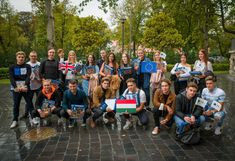 We managed to kick-off a cheerful semester for our BSc, MSc, Foundation, and Erasmus students and welcomed students from all over the world! Student Life, Business School, Improve Yourself, How To Find Out, Cheer, Kicks, Students, Activities, Sorority Sugar