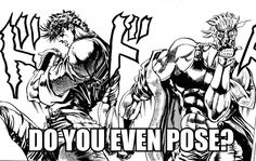 See more 'JoJo's Bizarre Adventure' images on Know Your Meme!