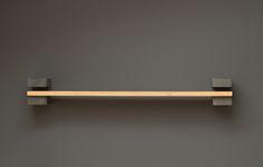 Concrete shelf bracket  _/\/\/\/\/\_