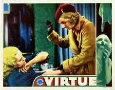 Original-release (1932) lobby card