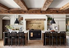 Nantucket, Home Renovation, Building A Stone Wall, Dark Wood Coffee Table, Mudroom Cabinets, Hand Hewn Beams, Stone Accent Walls, Off White Walls, Home Stuck
