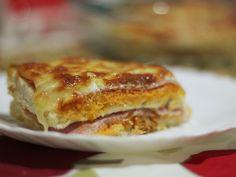 Torta de Pão de Forma | Gordelícias