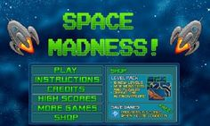 downloadclub.me/.. SPACE MADNESS.. A retro-style Cave Flyer game set on a huge mining facility on a faraway planet.. hope.ly/1vkNf62