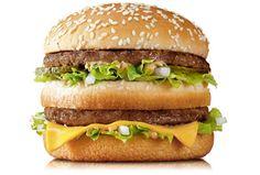 Big Mac, Sandwiches, Mcdonalds, Mcdonald's App, Mcdonald French Fries, King Food, Food Png, Food Sketch, Mini Donuts