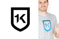 Logo Iker Casillas #logo #deportistas #brandgourmet