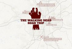 The Walking Dead road trip: your 13-stop tour of the show's best filming locations