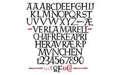 Cruller. Display Fonts. $20.00