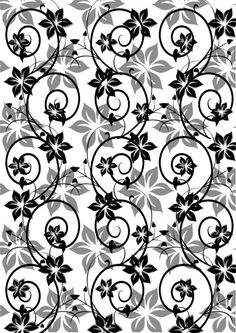 SIMPLY CRAFTS: For all you black & white fans (and there are so m...