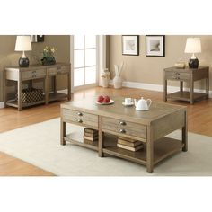Wildon Home ® Coffee Table Set & Reviews | Wayfair