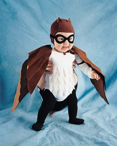 Jonah has Harry Potter and the boys can be  little owls. Too cute