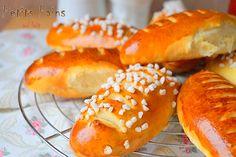 Petits pains au lait extra moelleux