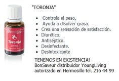 """""""TORONJA"""".-Controla el peso, ayuda a disolver grasa. Cuando se inhala, la toronja puede crear una sensación de satisfacción. Antiséptico, desinfectante, desintoxicante y diurético. Rico en el poderoso antioxidante d-limoneno.  TENEMOS EN EXISTENCIA! Aceites esenciales Young Living concentrados a un grado terapéutico de venta en Bonsaveur distribuidor autorizado en Hermosillo tel 216 44 99."""