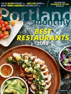 Best Restaurants 2013