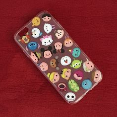 My Disney Life: Tsum Tsum Tuesday- Feb 2016 Edition. Tsum Tsum cell phone case.
