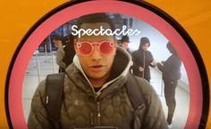 Comprando Los Spectacles De Snapchat En New York