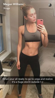 Megan williams snapchat