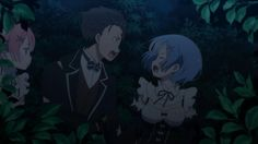 Re Zero Kara Hajimeru Isekai Seikatsu - 11 - Large Re Zero Rem, Anime Screenshots, Otaku, Joker, Fictional Characters, Life, Drawings, Girlfriends, The Joker