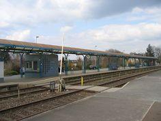 Bahnhof Erftstadt, Germany