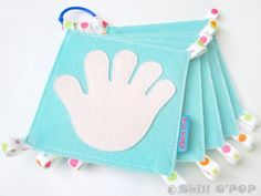 Finger Counting Felt Book Mathematical Cards and por ShillOPOP