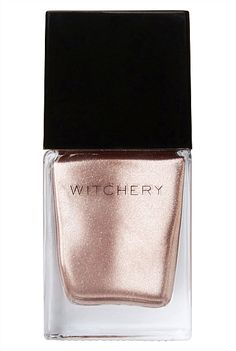 Gel Nail Polish, Witchery - Rose Gold anything is a winner this summer! #WITCHERYSTYLE #NAILS #ROSEGOLD