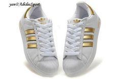 more photos f822b 06e5c Adidas Originals Superstar 2.5 Womens Trainers White Gold