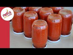Kırmızı Biberli Domates Sosu Tarifi | Nefis Yemek Tarifleri - YouTube