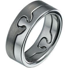 degli uomini anello gioielli anello di tungsteno opaco--Id prodotto:236369349-italian.alibaba.com