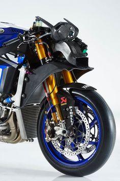 Yamaha YZF-R1 Factory Bike 2015