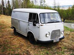 1964 Ford Taunus Transıt (Feka)